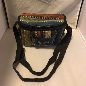 Woven Camara bag